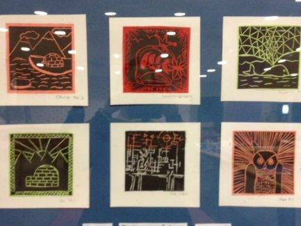 Work from our recent Student Showcase